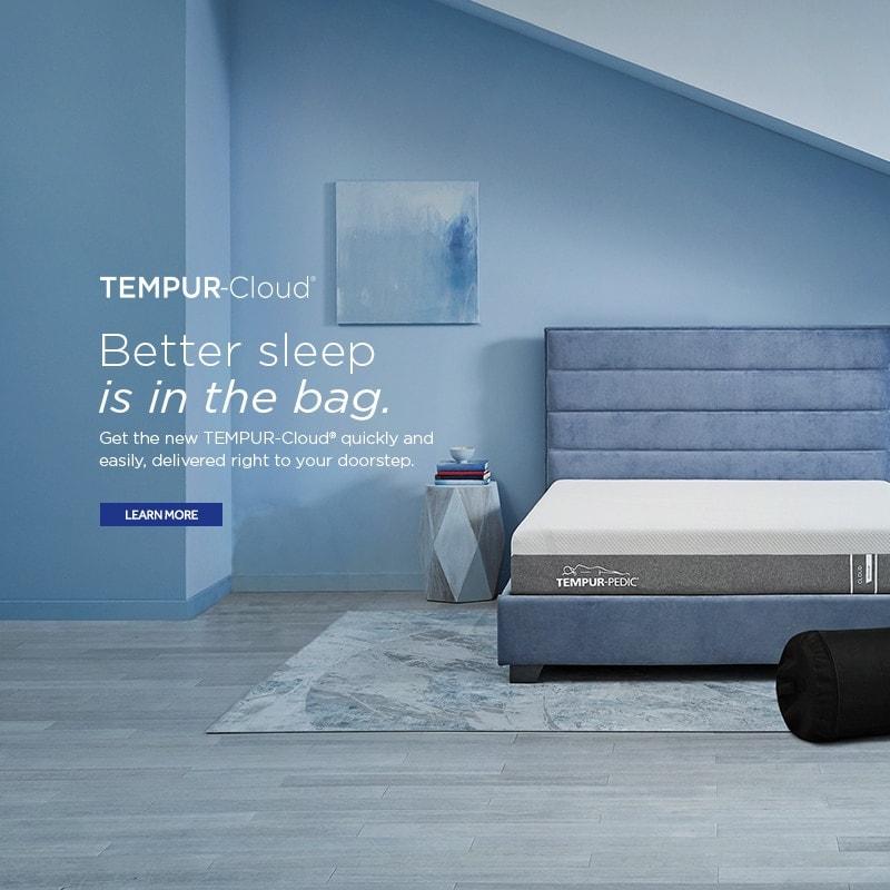 furniture mattresses reinholts furniture warsaw in mattresses tempur cloud